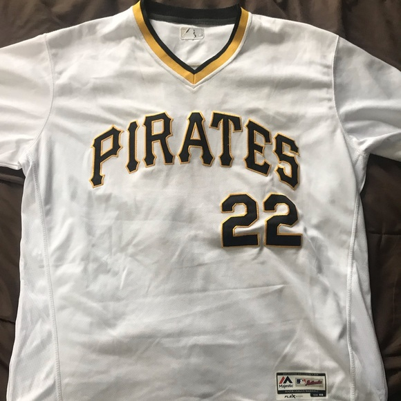 reputable site c3a42 b13ea Pittsburgh Pirates Andrew Mccutchen Jersey!
